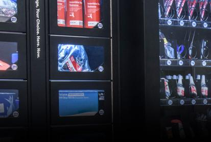 Improve productivity and stay COVID-safe with industrial vending